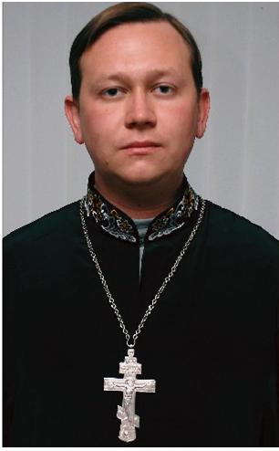 иерей Георгий Колесников